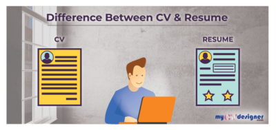 Difference between CV and Resume (CV vs Resume). When to use which one?