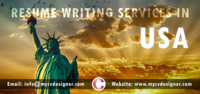 Resume writing services in USA: