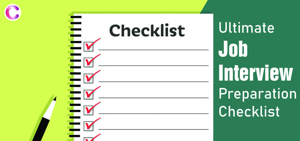 Ultimate Job Interview Preparation Checklist