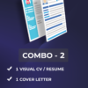 combo-visual-resume-cover-letter