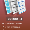 combo-visual-resume-text-resume-cover-letter