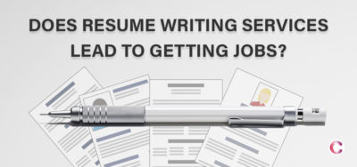 Does Resume Writing Services Lead to Getting Jobs?