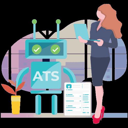 advantages of ats compatible resume