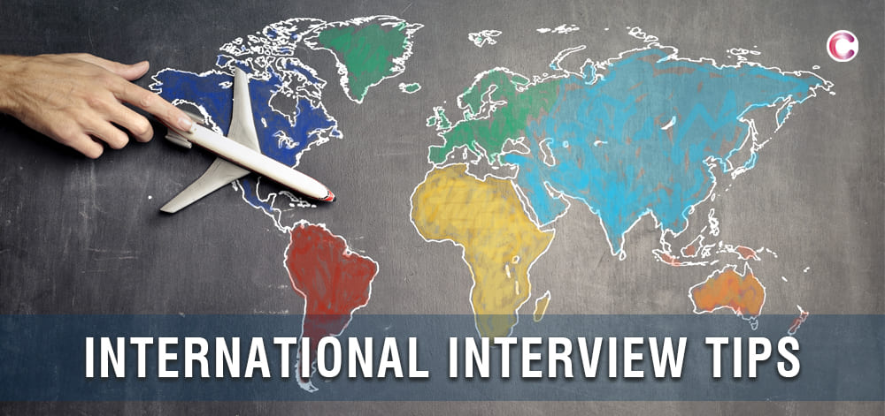 You are currently viewing How to prepare for an international job interview? International interview tips:
