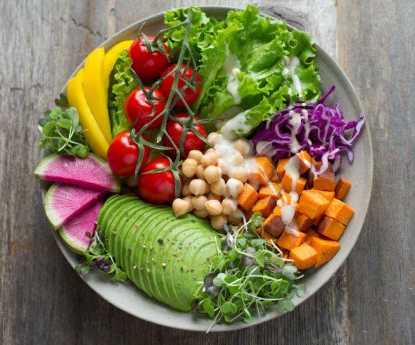 make a healthy food habit