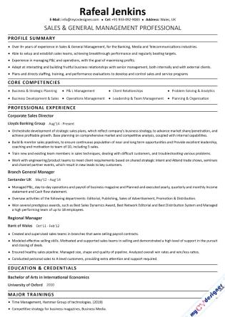 Text CV (MCDT0014)