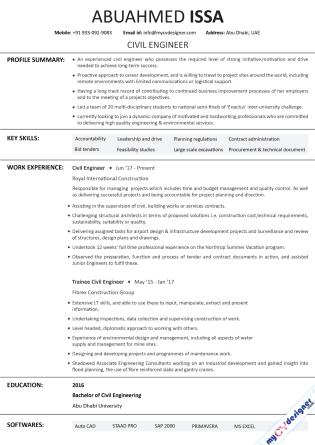 Text CV (MCDT0002)